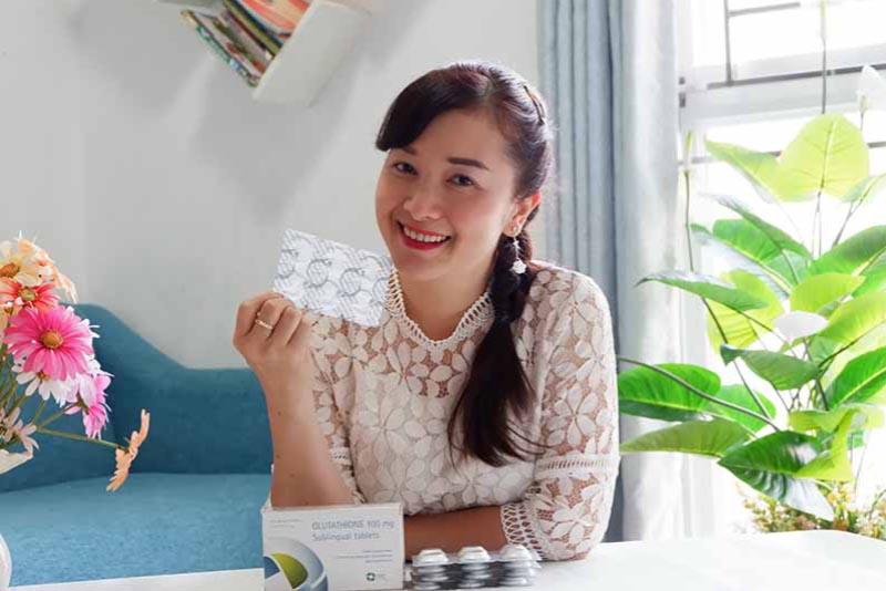 Tran Hoang Anh Nguyet phan hoi glutathione 2
