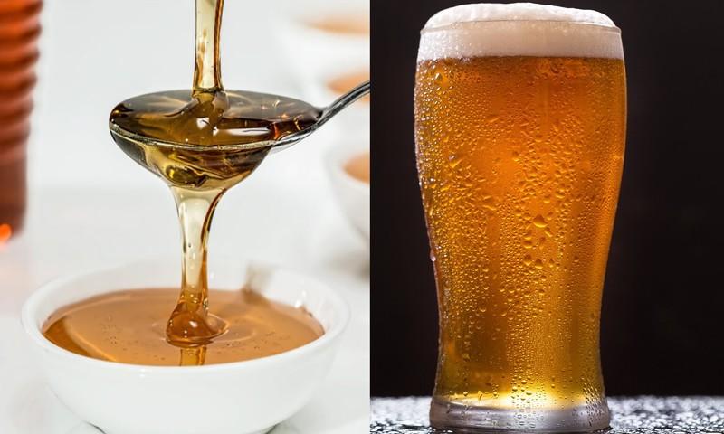mat na bia mat ong giup lam dep da va duong toc hieu qua cho mai toc ong muot bong benh